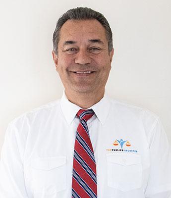Edgar Calderón - Public Adjuster